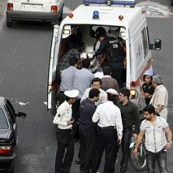 تصادفات عابران پیاده و دوچرخه سوارها