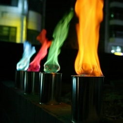آزمون تست شعله