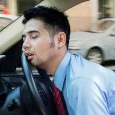 چگونه از خواب رفتن هنگام رانندگی جلوگیری کنیم؟