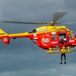 علائم قراردادی امداد و نجات در امداد هوایی