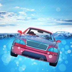 نحوه خروج از ماشین در حال غرق شدن